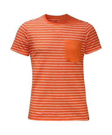 Travel Striped T men