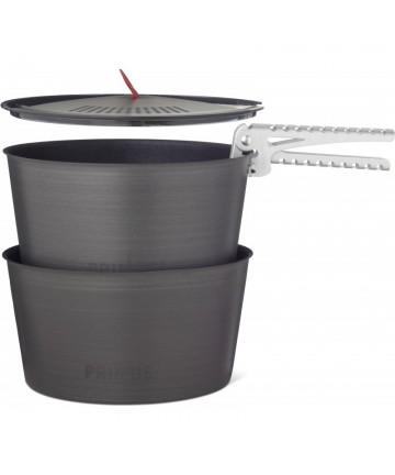 Set oale aluminiu anodizat LiTech Pot Set 2.3L