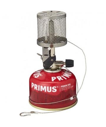 Lampa cu gaz Micron Lantern steel