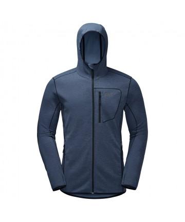 Hydropore Hooded jacket men