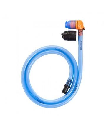 Furtun cu valva pentru sistem de hidratare Helix tube