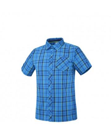 Mil Kings peak wool ss shirt