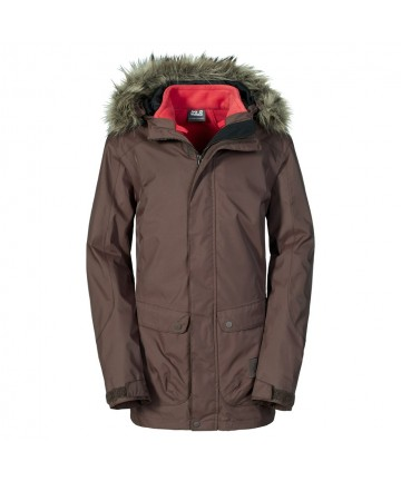 Geaca copii Girls Ottawa Parka 3 in 1